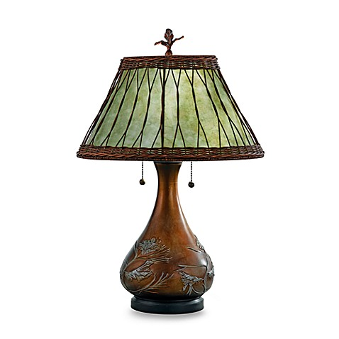 Quoizel®  Highland Table Lamp