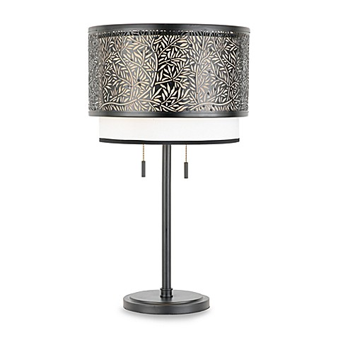 Quoizel®  Utopia Table Lamp