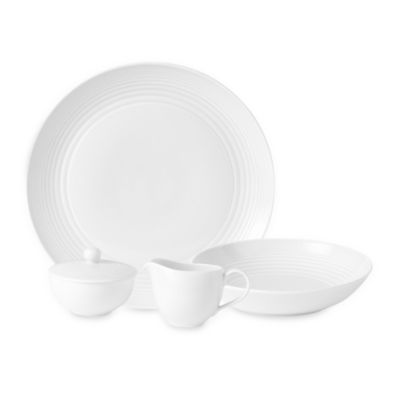 Royal Doulton® Gordon Ramsay Maze 5-Piece Completer Set in White