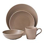 Gordon Ramsay by Royal Doulton® Maze Dinnerware in Taupe