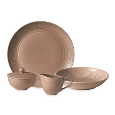 Royal Doulton® Gordon Ramsay Maze 5-Piece Completer Set in Taupe