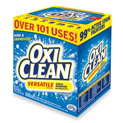 OxiClean® Versatile Stain Remover Powder Laundry Care