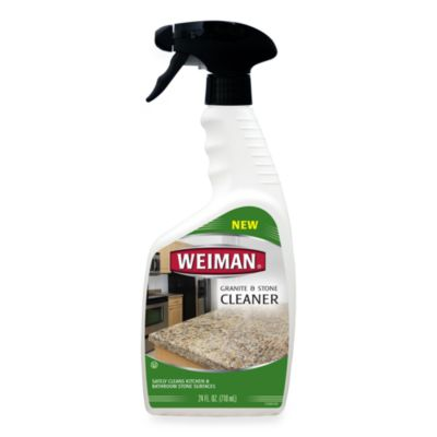 Weiman® Granite & Stone Daily Cleaner in 24-Ounce Spray Bottle