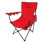 Kingpin Folding Chair in Red