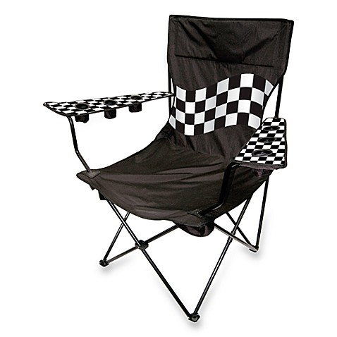 Kingpin Folding Chair in Checker