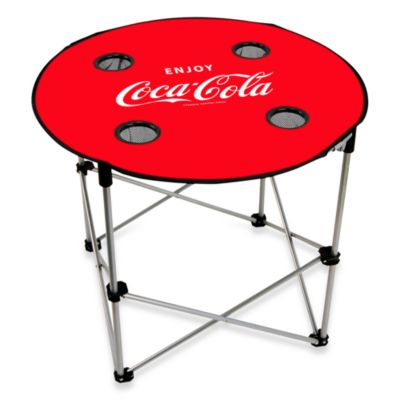 Coca-Cola Folding Table