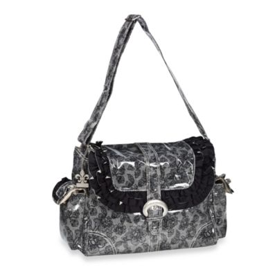 Kalencom Miss Prissy Diaper Bag in Lacey