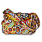 Kalencom Laminated Single Buckle Diaper Bag in Hannah's Paisley