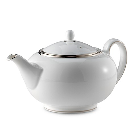 Wedgwood® Sterling 1 2/5-Pint Teapot