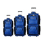 Geoffrey Beene 3-Piece Wheeled Duffel Travel Set