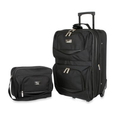 Geoffrey Beene 2-Piece Main Street Luggage Set