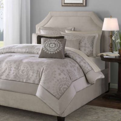 Ivory Colored Duvet