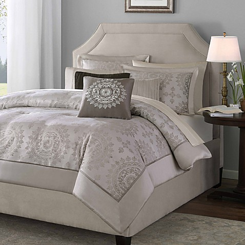 Tiburon 6-Piece King Duvet Cover Set