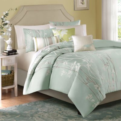 Athena 6-Piece King Duvet Cover Set