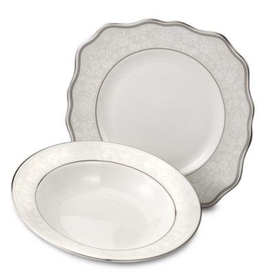 Wedgwood® St. Moritz 8-Inch Rim Soup Bowl