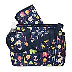 LeSportsac® Zoo Buddies Diaper Bag in Navy