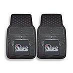NFL New England Patriots Vinyl Car Mats (Set of 2)