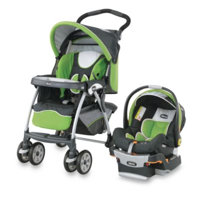 Travel Systems > Chicco® Cortina® KeyFit 30 Travel System in Midori™