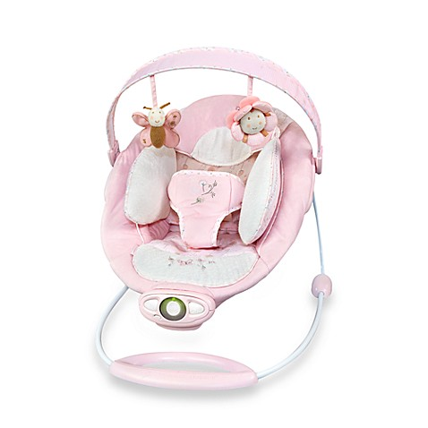 Bright Starts Ingenuity Automatic Bouncer - Pink