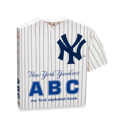 "New York Yankees MLB Baseball ""ABC"" Board Book"