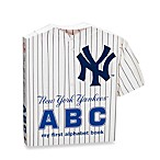 MLB New York Yankees ABC: My First Alphabet Board Book