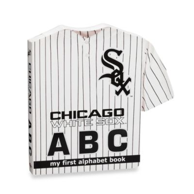 "MLB Baseball ""ABC"" Board Book in Chicago White Sox"