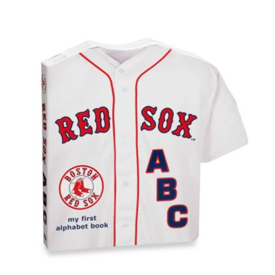 "Boston Red Sox MLB Baseball ""ABC"" Board Book"