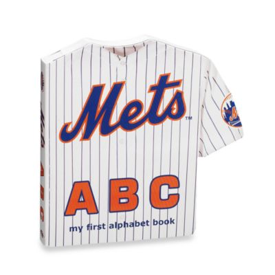 "MLB Baseball ""ABC"" Board Book in New York Mets"