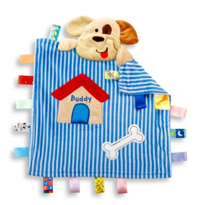 Taggies™ Blanket Friends in Buddy the Dog