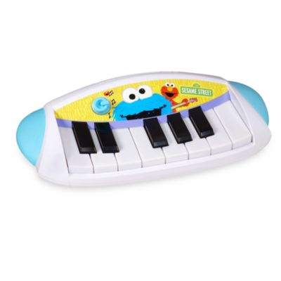 Hasbro® Sesame Street Let's Rock Cookie Monster Keyboard
