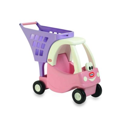 Little Tikes® Cozy Shopping Cart in Pink/Purple