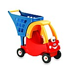 Little Tikes® Cozy Shopping Cart in Red/Yellow