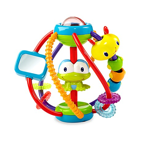 Bright Starts™ Clack and Slide Activity Ball™