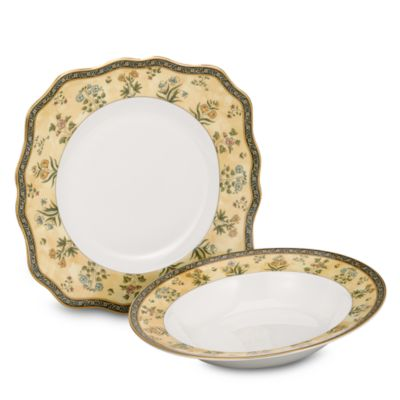 Wedgwood® india 8 1/5-Inch Square Salad Plate