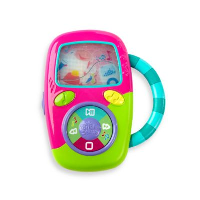 Bright Starts™ Pretty in Pink™ Get Movin' Music Player™
