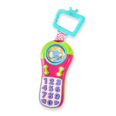 Bright Starts™ Pretty in Pink™ Click and Giggle Remote