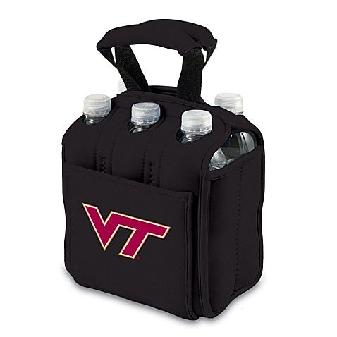 Picnic Time® Activo Collegiate Six Pack Tote in Virginia Tech