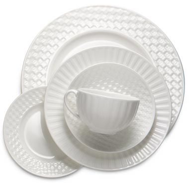 Wedgwood® Night and Day 5-Piece Place Setting
