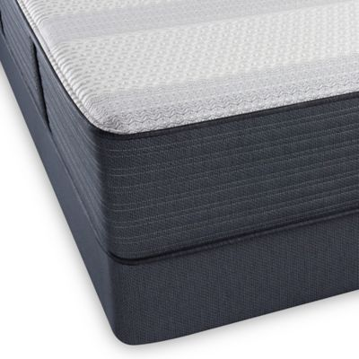 Beautyrest® Platinum™ Crestridge™ Plush Full Mattress Set