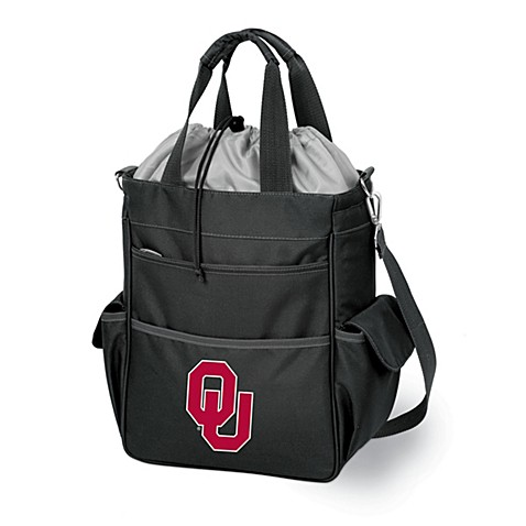 Picnic Time® University of Oklahoma Collegiate Activo Tote in Black