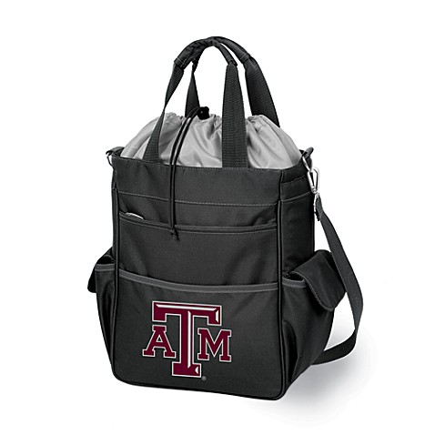 Picnic Time® Texas A&M Collegiate Activo Tote in Black