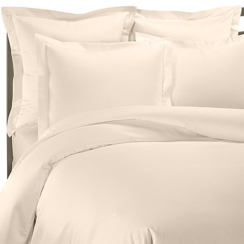 1000 Thread Count European Sham in Ivory