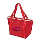 Picnic Time® University of Arkansas Collegiate Topanga Cooler Tote in Red