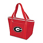 Picnic Time® University of Georgia Collegiate Topanga Cooler Tote in Red