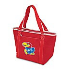 Picnic Time® University of Kansas Collegiate Topanga Cooler Tote in Red