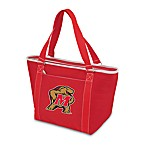 Picnic Time® University of Maryland Collegiate Topanga Cooler Tote in Red