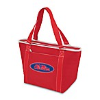 Picnic Time® University of Mississippi Collegiate Topanga Cooler Tote in Red