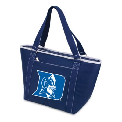 Picnic Time® Duke University Collegiate Topanga Cooler Tote in Navy Blue