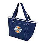 Picnic Time® University of Illinois Collegiate Topanga Cooler Tote in Navy Blue