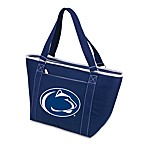 Picnic Time® Pennsylvania State Collegiate Topanga Cooler Tote in Navy Blue